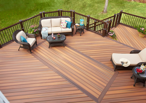 deck color ideas