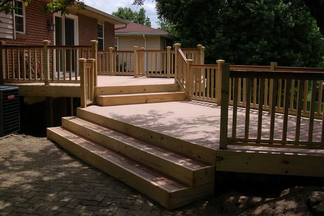 Deck - deck idea in Cincinnati
