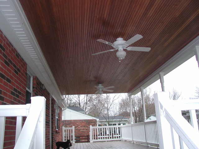Deck photo in Cincinnati