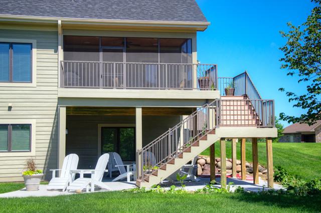 Decks traditional-deck