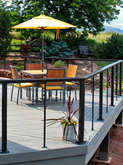 DesignRail® + CableRail by Feeney modern-home-improvement