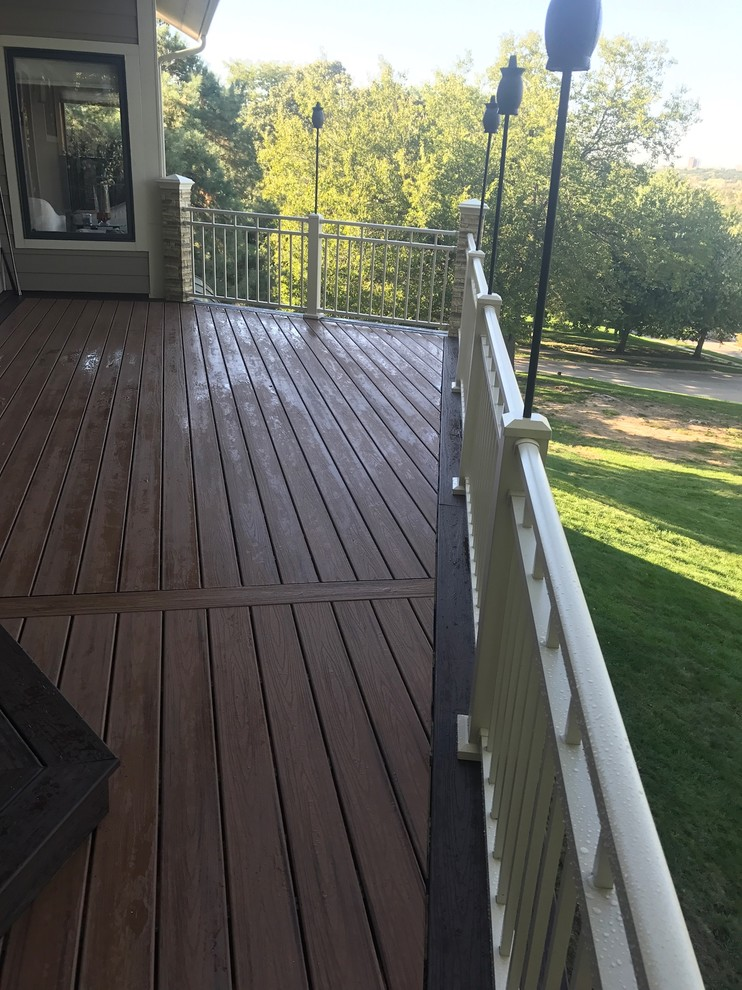 Downtown Des Moines - Beach Style - Deck - Other - by ...