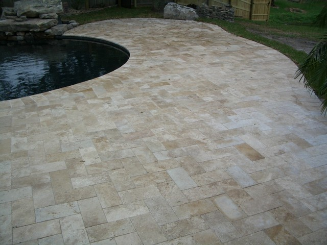 Duval Pool Remodel Traditional Deck Tampa By