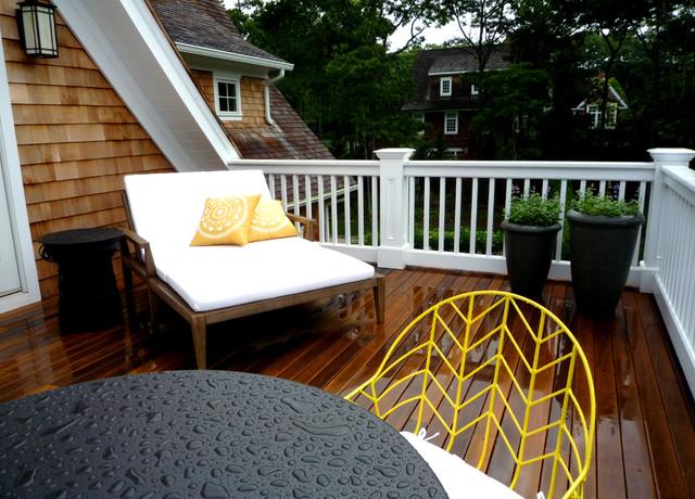 East Hampton Residence contemporary-deck