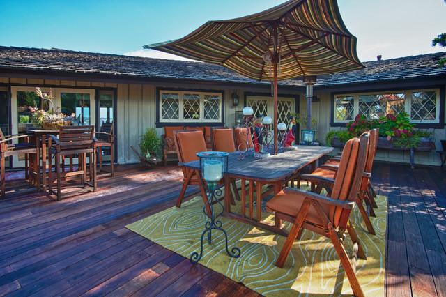 Eclectic san diego backyard eclectic deck san diego by mooch exterior designs inc - Backyard design san diego ...