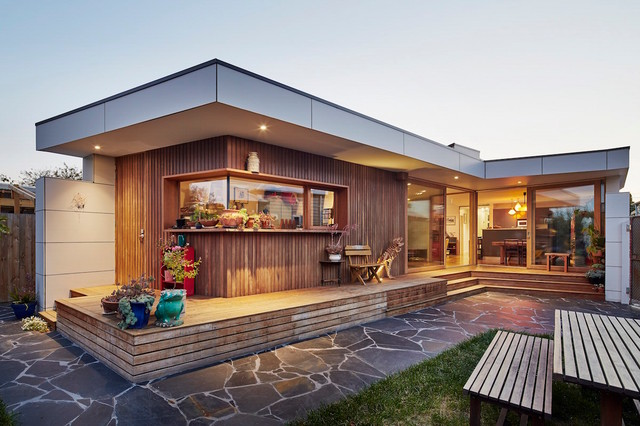 Eco Home Design Ideas: Eco House Extension Northcote