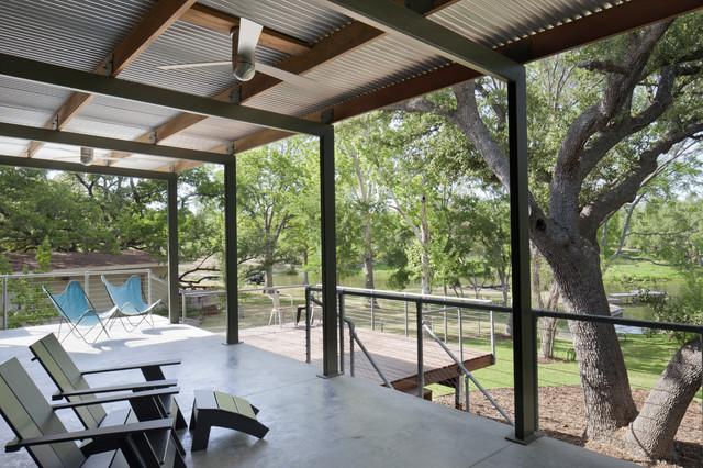 Elm Lodge Porch