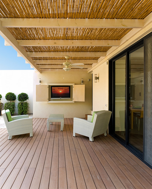 ETHAN CARMEL ARCHITECTS contemporary-deck