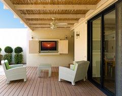 ETHAN CARMEL ARCHITECTS contemporary-deck