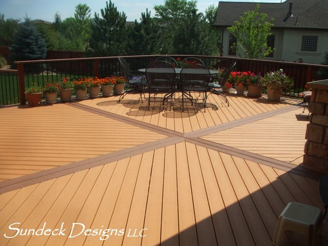 Expansive Deck Deck Other Metro By Sundeck Designs Llc