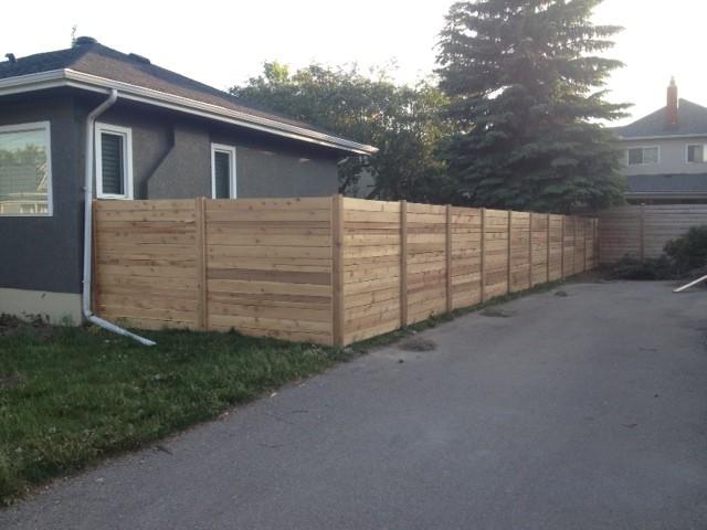 Exterior Decks Fences Traditional Deck Calgary