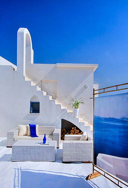 exterior mediterranean-deck