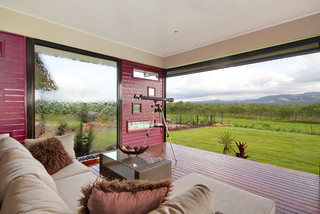 Farmers Oasis Contemporary Deck Cairns By Edr