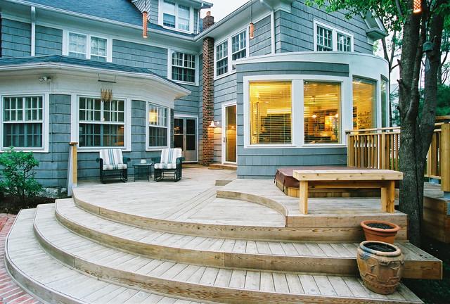 Feinstein Residence contemporary-deck