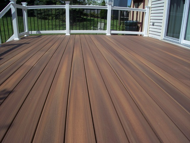 Fiberon Decking Traditional Deck Other Metro By