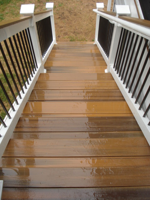 Fiberon Horizon Traditional Deck Other By American
