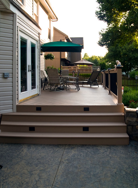 Footh - Traditional - Deck - kansas city - by All Weather Decks