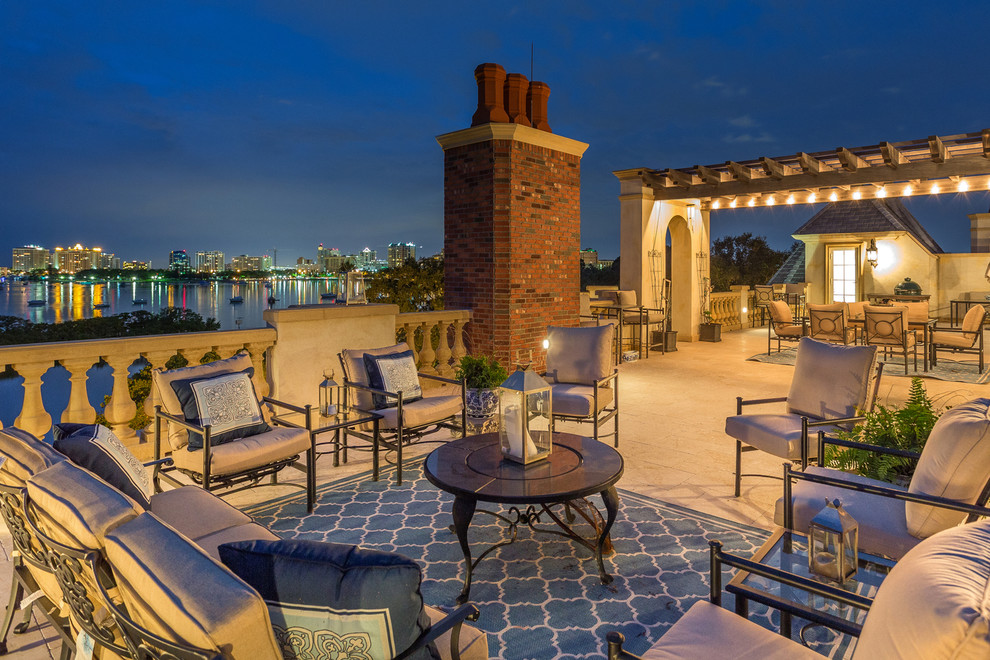 Example of a tuscan deck design in Tampa