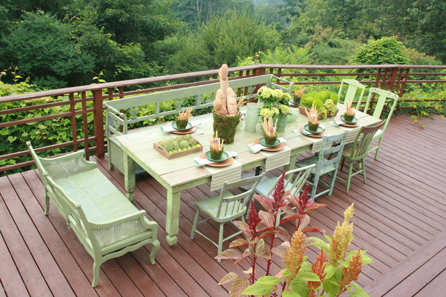 Rustic Deck By Amy Jesaitis Part 84