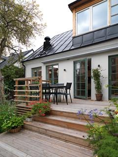 Ideas Para Terrazas Diseños De Terrazas Nórdicas