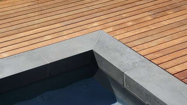 Glen Iris Deck Pool Contemporary Melbourne By