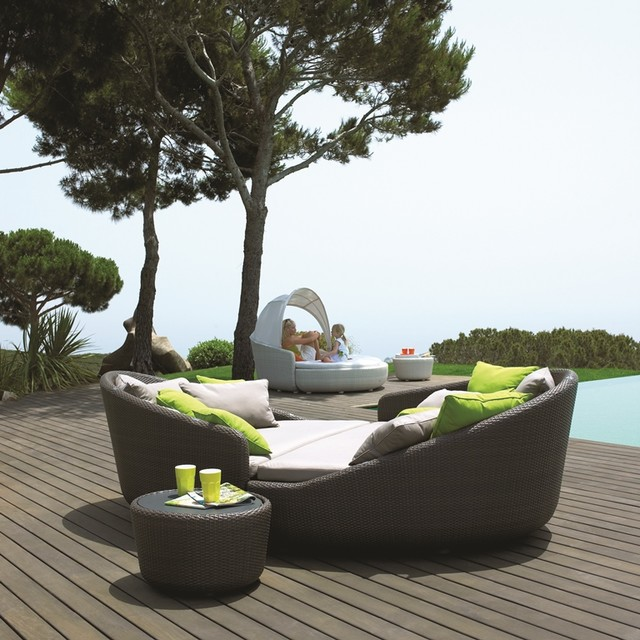 Gloster Tropical Patio Furniture And Outdoor Furniture miami by Islan