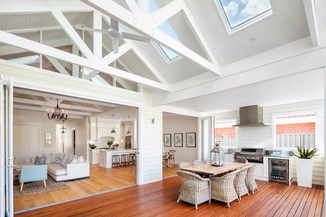 hamptons home design. Hamptons Home  Phil Amity S House SA Traditional Deck Traditional Deck