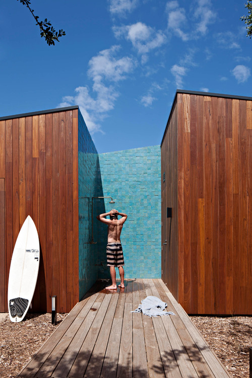 what you need to know when installing an outdoor shower