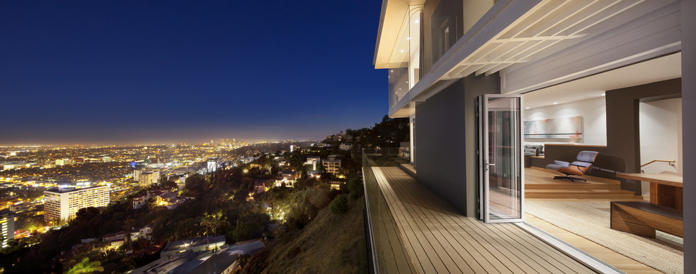Hollywood Hills Residence