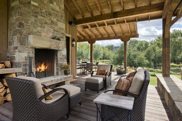 Horsetail Residence - In Montagna - Terrazza - Altro - di ...