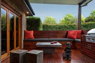 Contemporary canberra - queanbeyan terrace design ideas, ren.