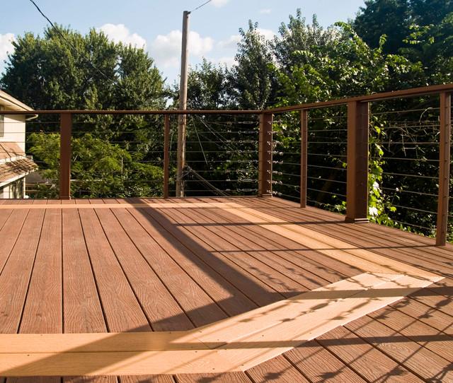 Julian Evergrain Composite Deck Kansas City