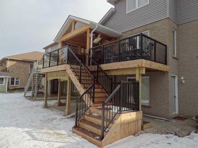 Kuntz Covered Deck
