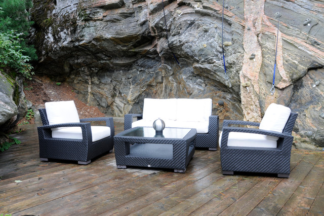 Lake Rosseau Cottage Modern Deck Other By Jessica