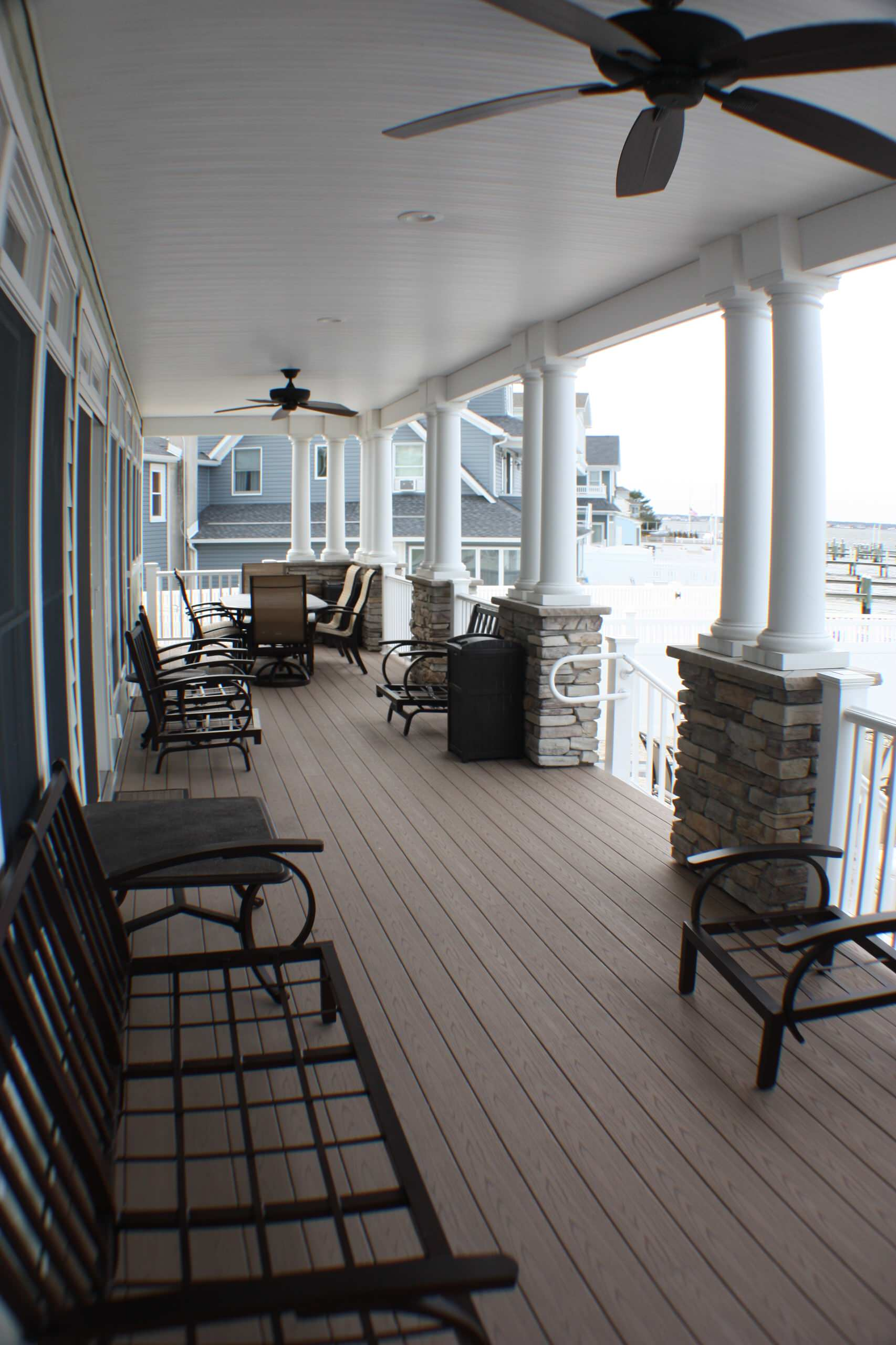 Lavallette, Pershing Blvd, Bay Front