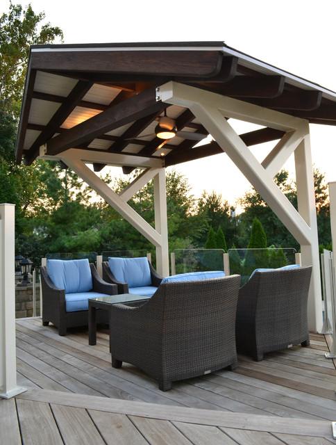 Luxury Deck modern-deck