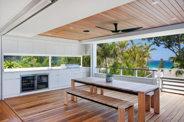 Maher Terrace contemporary-deck