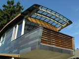eclectic deck Houzz Tour: Meet a Home Made With Minivan Parts (13 photos)