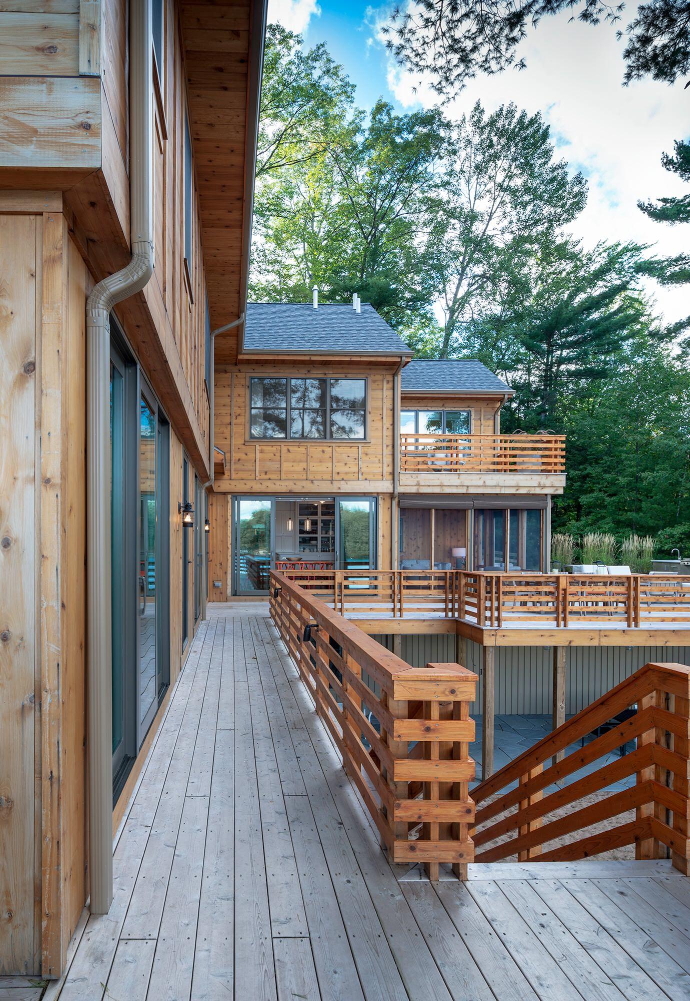 Michigan Lake House