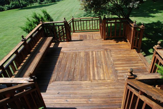 Minnesota Valley Construction traditional-deck