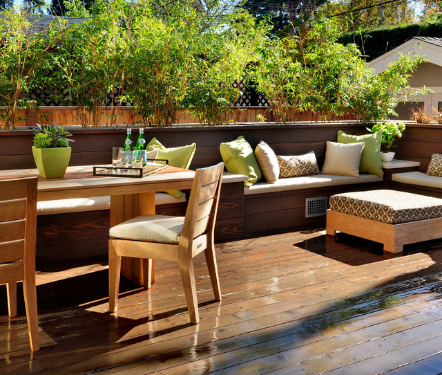 contemporary patio by Sullivan Design Studio