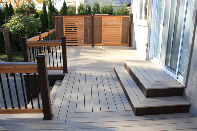 Patio deck art design modern deck - Decke modern ...