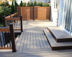 Patio Deck-Art Design® modern deck