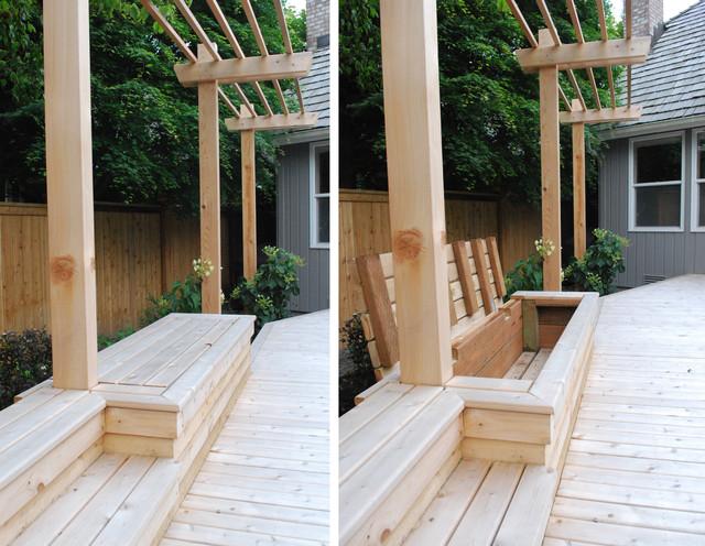 Modern Deck modern-deck
