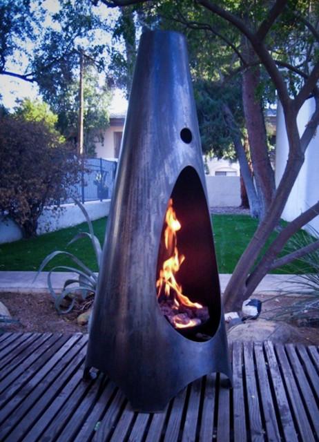 Modfire - Urbanfire modern-firepits