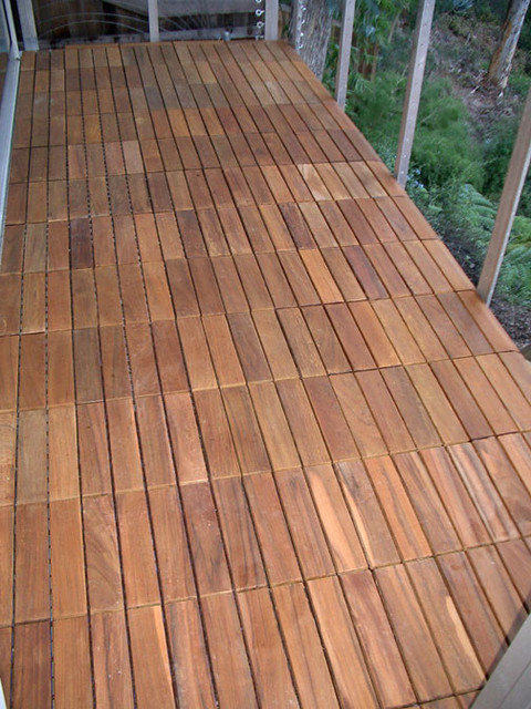 Modular Deck Tiles Modern Terrace And Balcony