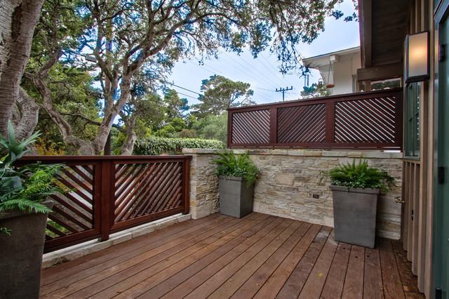 Monte Verde transitional-deck