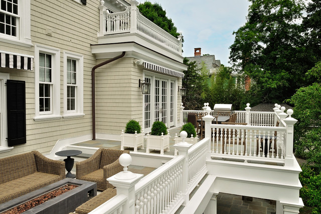 Morristown Deck Traditional Deck New York By David