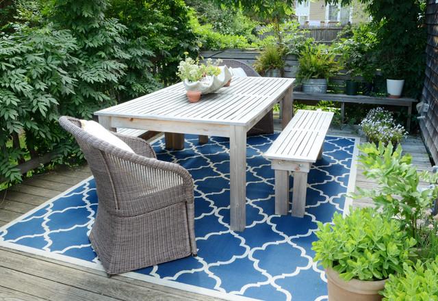 My Houzz Coastal Style For A New England Garden