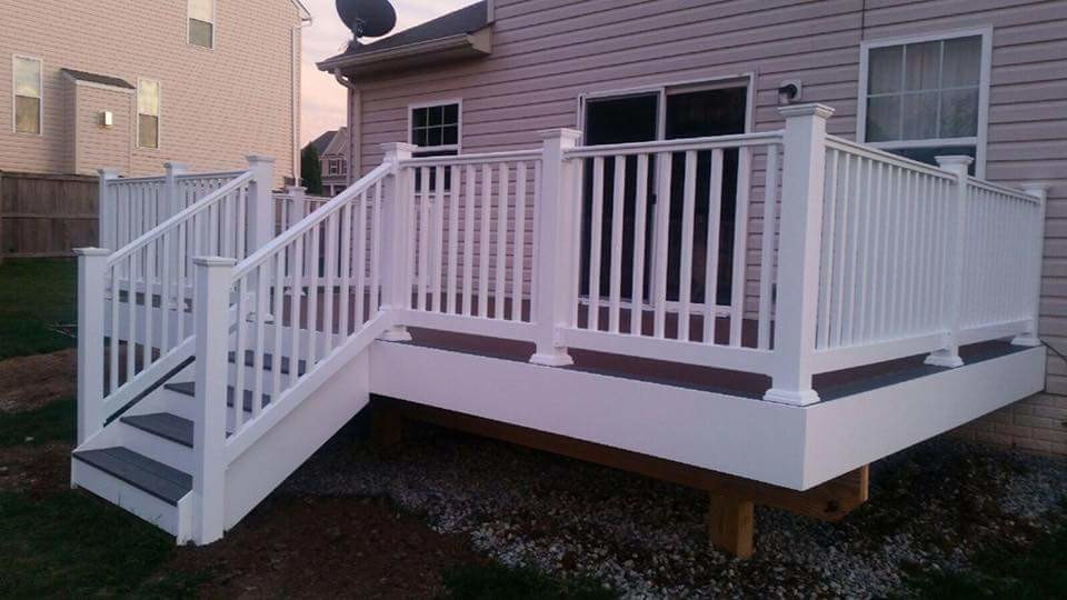 New Deck - Composite Decking, Hanover, PA